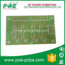 high quality single sided 94V0 pcb circuit board with short delivery time