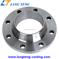 Customized Stainless Steel 201 Forging for Spare Parts