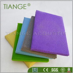 10/12/15mm soundproof fabric Home decorate