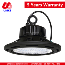 Durable dimmable 110V MEANWELL driver 150w ufo led high bay light Retrofit