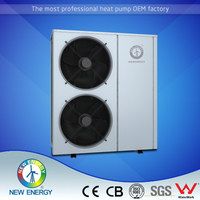 2016 compact 15kw Air to Water used heat pumps for sale