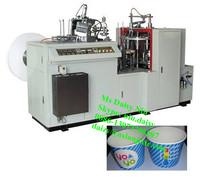 automatic disposable bowl machine/paper bowl making machine
