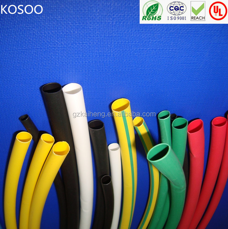 Electric cable insulation heat shrink protected sleeve in indonesia