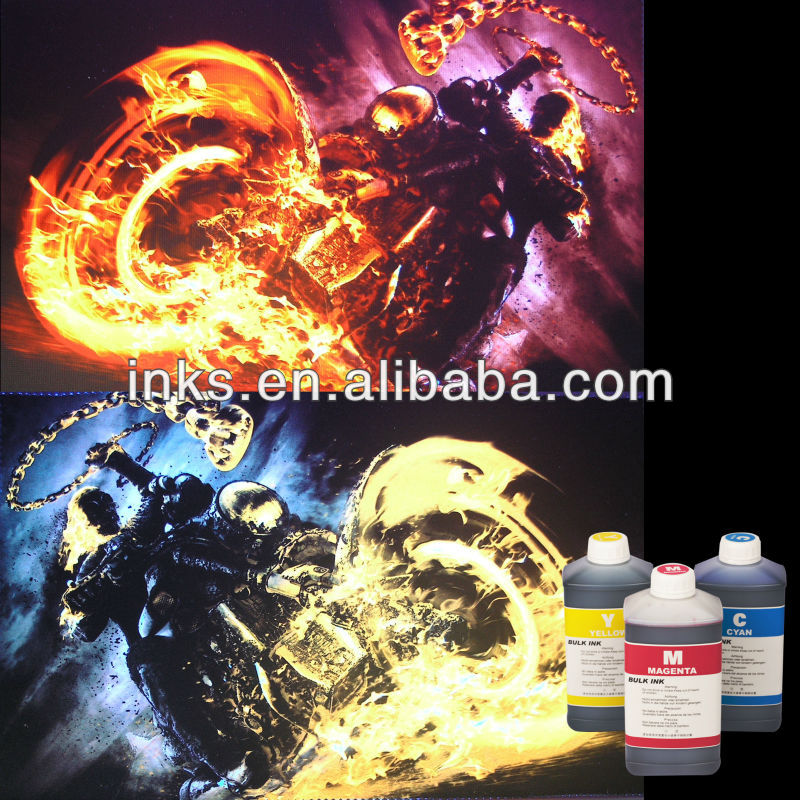 Flourescent Sublimation ink for Epson 7900/9900/7910/9910