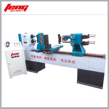 two spindles used wood lathe for sale in China