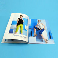 Softcover Paper Color Printing Book in China/Printing service/Printing company