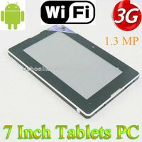 Android tablet 7 inch Android 2.2 Tablet PC VIA 8650 Wifi 3G