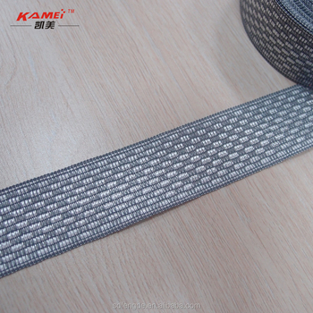 grey polyester tape for mattress