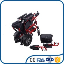 Wholesale cheap price work effectively timeproof electric folding wheelchair