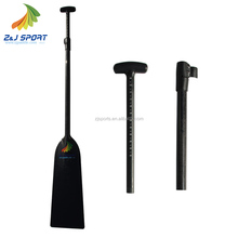 ZJ Adjustable length IDBF Approved Dragon Boat Paddle For Dragon Boat Racing Customized Length