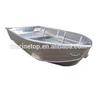 Best Selling 12ft Full-Welded Aluminum Fishing Boats For Sale Used