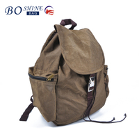 China wholesale nylon school bag promotion backpack bag for young