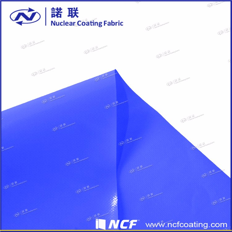very cold resistant vinyl covered fabric