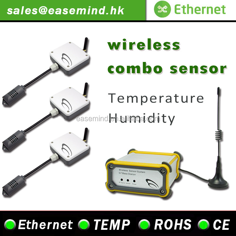 G7-H2 Humidity and temperature Wireless Sensor temperature transmitter 4-20 ma