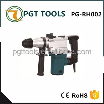 Hot PGT-RH002 hammer union fittings hammer drilling machine drilling rock bits building tools names