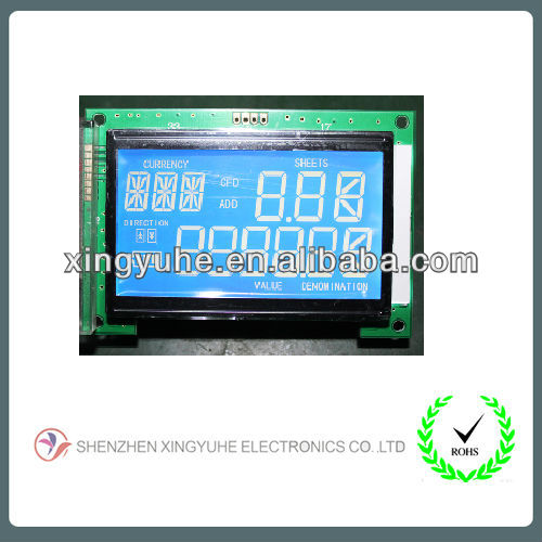 new original lcd price display for supermarket