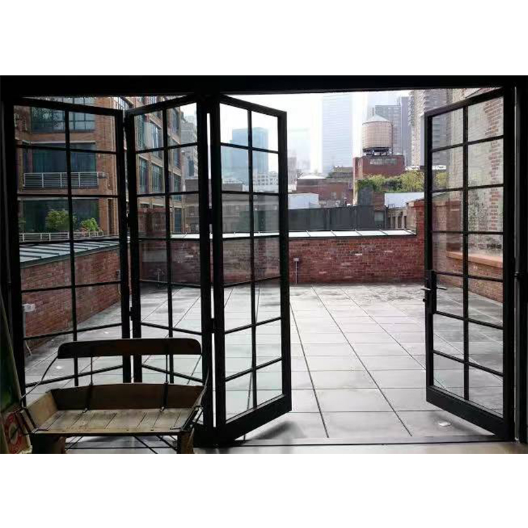 Bathroom Bifold Screen Air Tight Door Roller Industrial,Frameless Folding Lowes Folding Sliding Glass Doors