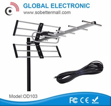 Free To Air Digital Type High Definition antenna with LNB holder OD103