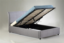 New model ! Luxury Lift Up Hydraulic Storage Bed