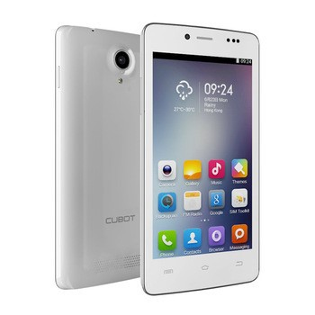 Unlocked CUBOT P10 smartphone 5'' QHD Touch Screen Android 4.2 MTK6572 Dual Core 1GB RAM 8GB ROM mobile phone 2+5MP WCDMA GSM