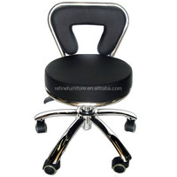 pink manicure chair nail salon furniture RF-L010E