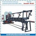 vertical saw machine wood,log sawmill,wood band saw mill
