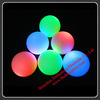 Golf Night Training Rubber Golf Balls LED Flashing Golf Ball