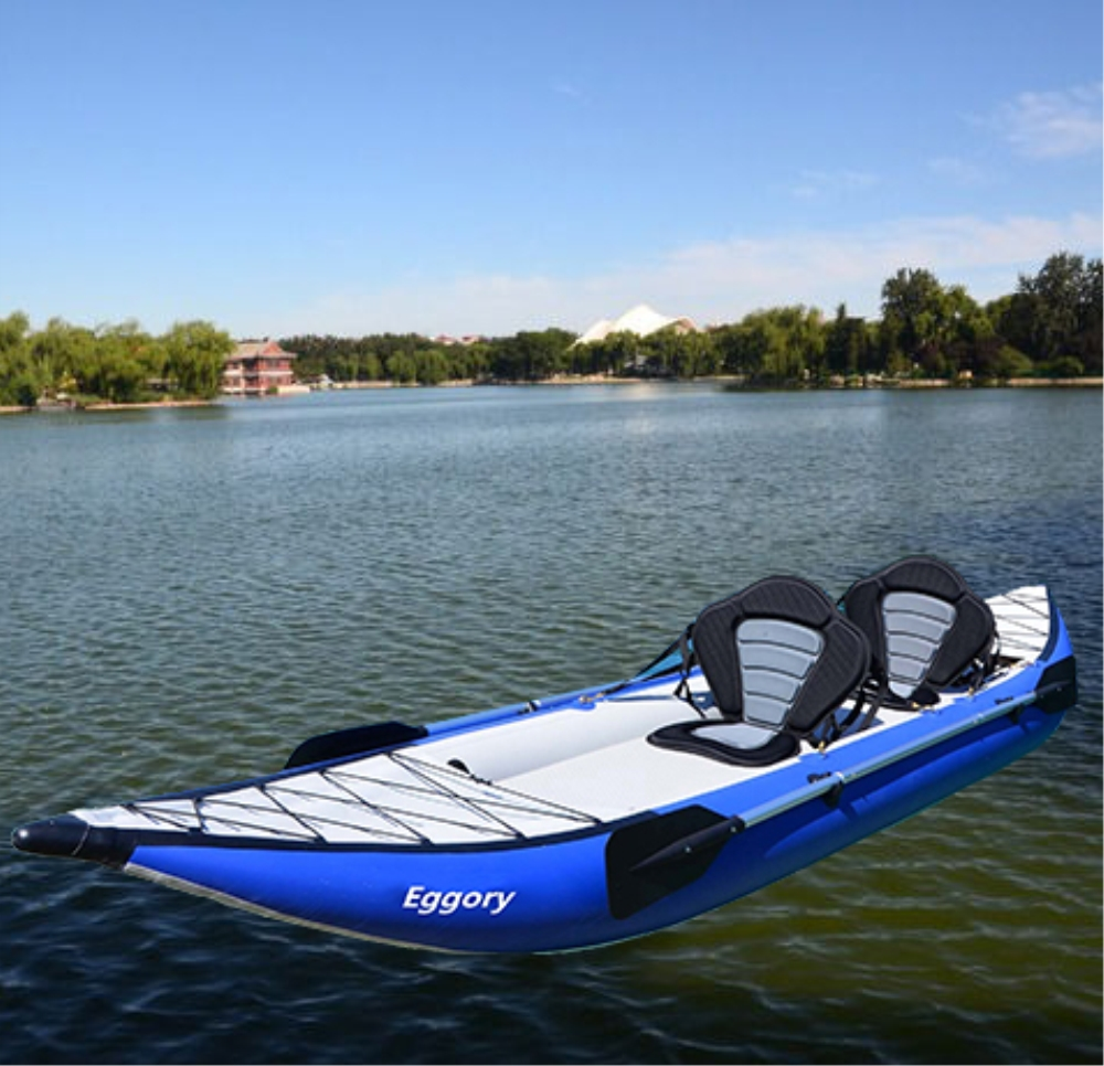 Sit On Top Inflatable & Foldable Kayak For Sale PVC Fishing <strong>Boat</strong>