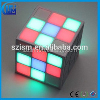 alibaba express Cube wireless portable TF card function cube bluetooth speaker hi-fi woofer professional stage speaker