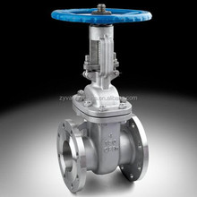 Din Cast Steel Non Rising Stem Gate Valve