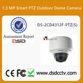 Hikvision 1.3 MP Smart PTZ Outdoor Dome Camera DS-2CD4312F-PTZ(S)