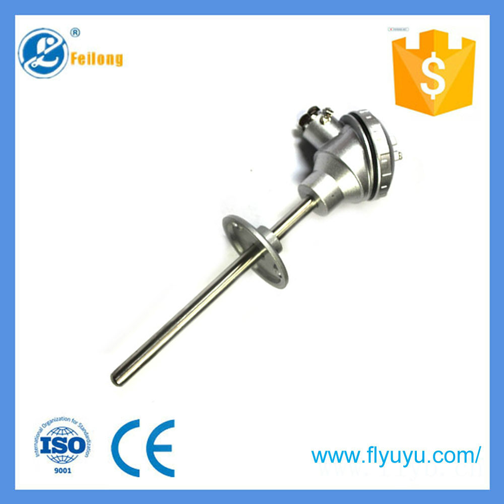 Durable armo Power plant k type thermocouple made in China
