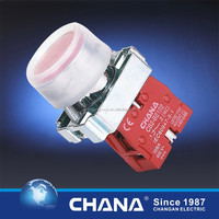 BP11 IP65 protection pushbutton switch