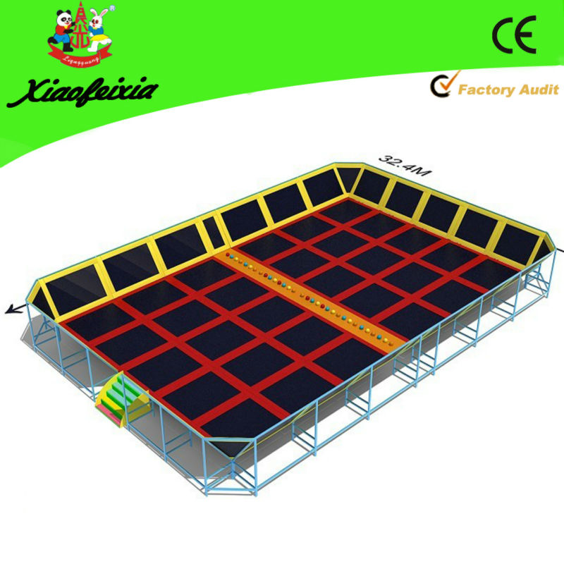 jumping park/jumping shoes trampoline