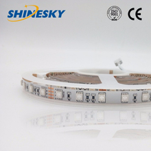 constant current 15m flexible 5050 smd rgb led strip with 2-year warranty