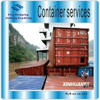 FCL & LCL container services shpping from shenzhen to hamburg