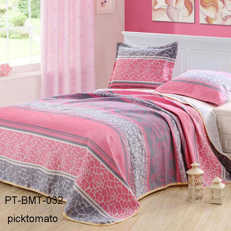 cheap bed sheet set for summer use cool and breathable