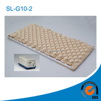 Alternating Variable Pressure Relief Pad Pumped Egg Bubble Mattress