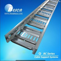 BC4 Galvanized Ladder Type OEM Cable Tray with CE and UL