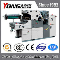 YC56IINPS Automatic Double Color Multicolor Numbering Printing Machine in China Best Machine Manufacturer