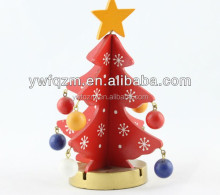 new style Wooden christmas tree christmas decoration 2013