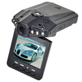 Factory Cheapest Car Dvr Camera 2.5 inch TFT HD 720P Car Black Box Night Vision