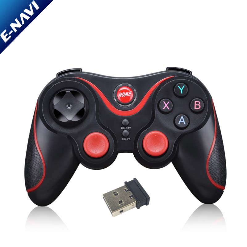Hot and Cheap Gamepads Wireless Remote Joystick Gaming Controller Universal for VR Tablet PC