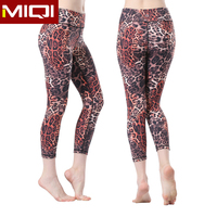 Hot Sale Fitness Wear Compression Women Running Tights Seamless Sublimation Leggings