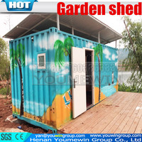 low cost bike temporary fold metal steel poultry car parking storage garden shed