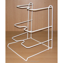 no rust chopping board rack with 2 functions