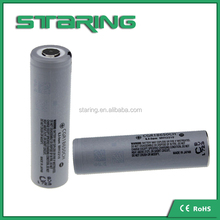 10A 2250mah li-ion cell with CGR18650CH for cgr 18650 ce