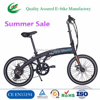 CE 20 inch folding eagle electric bike motor bicycle foldable electro bike (TDN06Z)
