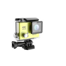 Hot selling Sunplus 4k action camera be unique type with wifi