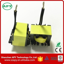 PQ series power transformer step down transformer 24V 12V 5V 0.5A 1A 2A customized high frequency transformer for phone chargers